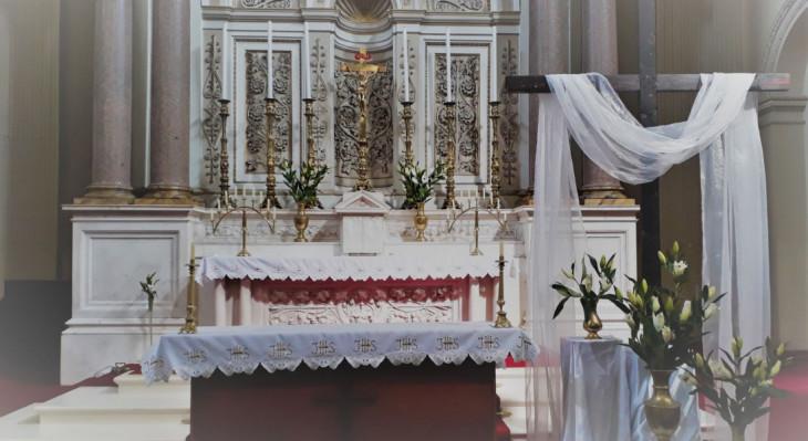 Witamy w kościele św. Audoen'a / Welcome to St Audoen's Church