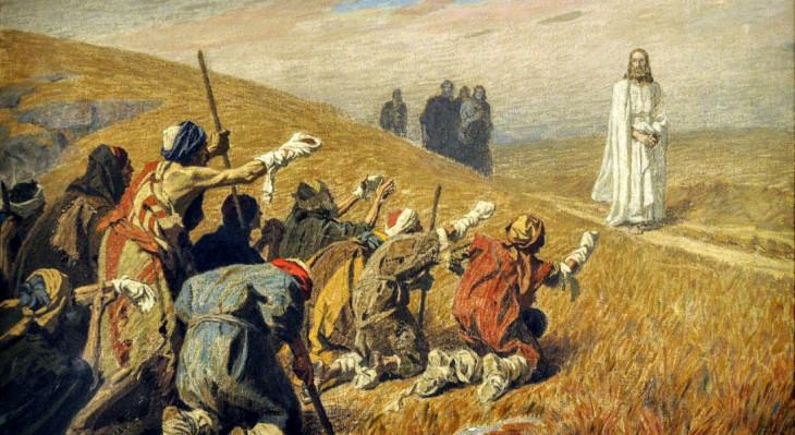 13 października - XXVIII Niedziela w ciągu roku